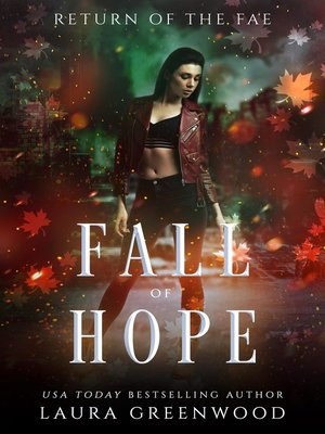 cover image of Fall of Hope