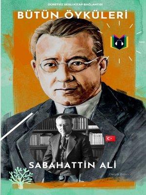 cover image of Değirmen, Kağnı, Ses--Sabahattin Ali