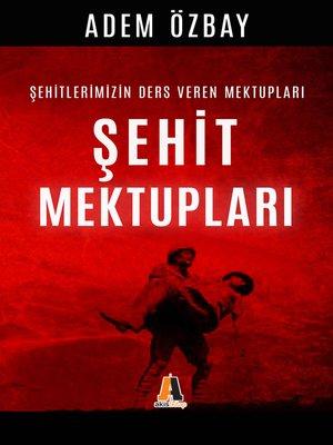 cover image of Şehit Mektupları