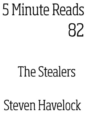 cover image of The Stealers