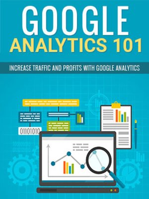 cover image of Google Analytics 101
