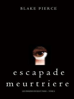 cover image of Escapade Meurtriere