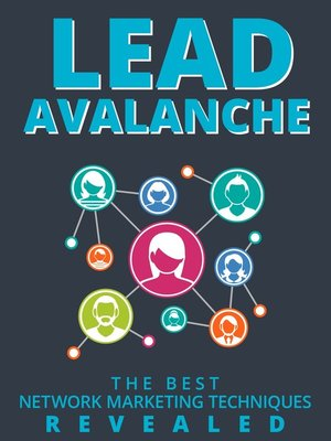 cover image of Lead Avalanche