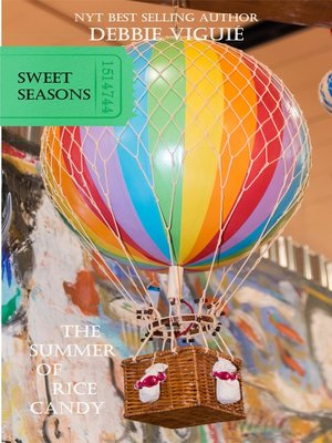 cover image of The Summer of Rice Candy