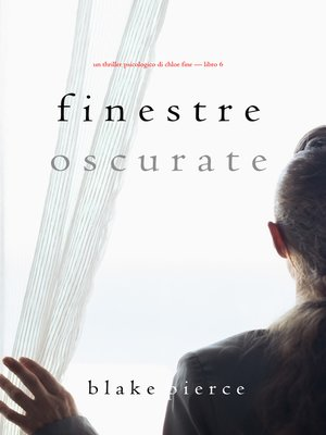 cover image of Finestre Oscurate