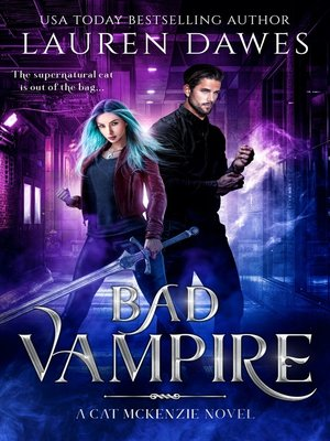 cover image of Bad Vampire