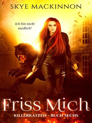 cover image of Friss mich