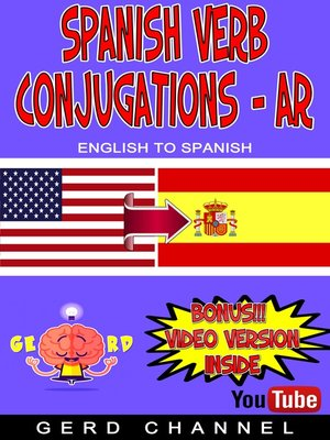 cover image of Spanish Verb Conjugations--AR