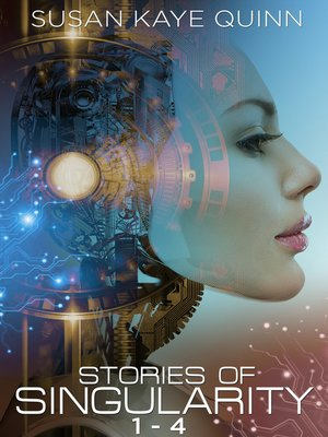 cover image of Stories of Singularity, Books 1-4