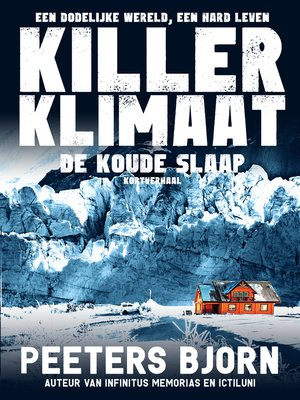 cover image of De Koude Slaap