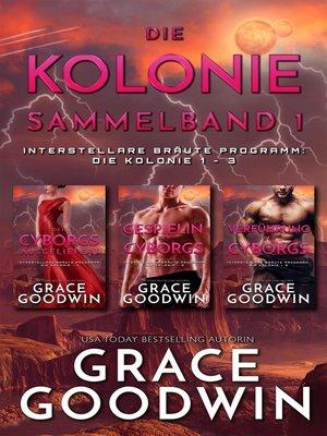 cover image of Die Kolonie--Sammelband 1