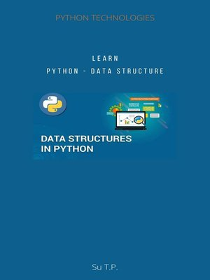 cover image of Learn Python--Data Structure