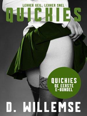 cover image of De Eerste E-bundel: Vijf erotische, humoristische kortverhalen
