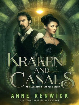 cover image of Kraken and Canals