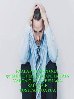 cover image of FAALAPOTOPOTOGA