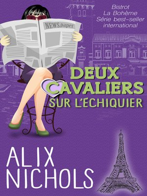cover image of Deux cavaliers sur l'échiquier