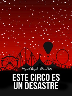 cover image of Este circo es un desastre
