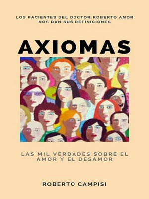 cover image of Axiomas