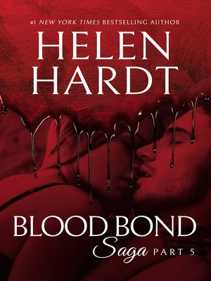 cover image of Blood Bond Saga, Book 5