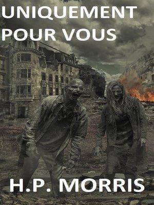 cover image of UNIQUEMENT POUR VOUS