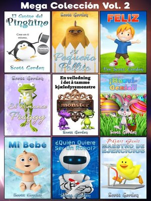 cover image of Mega Colección Volume 2