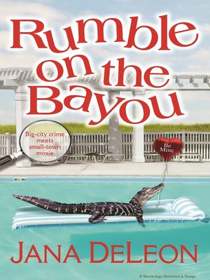 cover image of Rumble on the Bayou