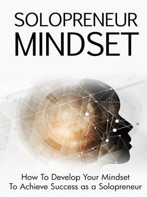 cover image of Solopreneur Mindset