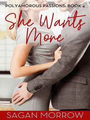cover image of She Wants More