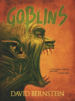 cover image of Goblins