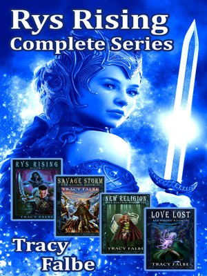 cover image of Rys Rising Complete Series Fantasy Box Set