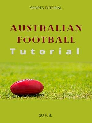 cover image of Australian Football Tutorial