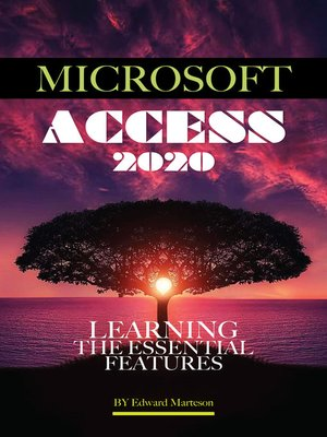cover image of Microsoft Access 2020