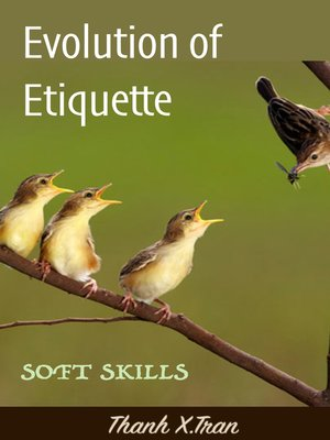 cover image of Evolution of Etiquette