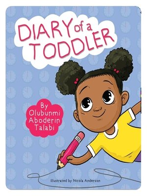 cover image of Diary of a Toddler