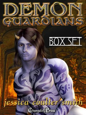 cover image of Demon Guardians