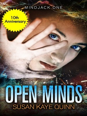 cover image of Open Minds