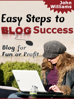 cover image of Easy Steps to Blog Success