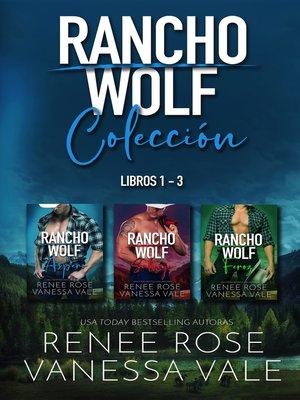 cover image of Rancho Wolf Colección