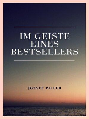 cover image of Im Geiste eines Bestsellers