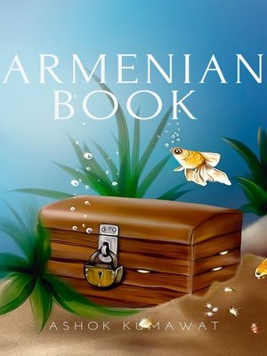 cover image of Armenian Book