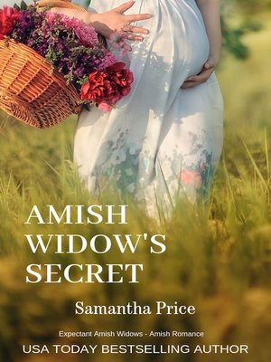 cover image of Amish Widow's Secret