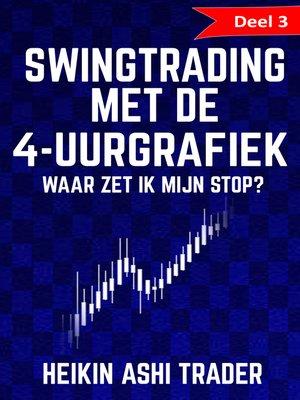 cover image of Swingtrading met de 4-uurgrafiek 3
