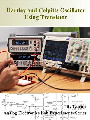 cover image of Hartley and Colpitts Oscillator Using Transistor