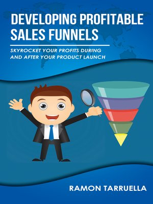 cover image of Developing Profitable Sales Funnels