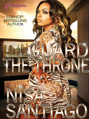 cover image of Guard the Throne