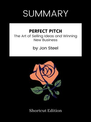 cover image of SUMMARY--Perfect Pitch