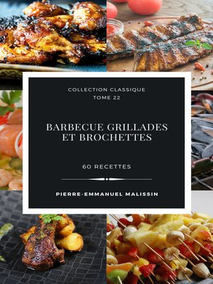 cover image of Barbecue Grillades et Brochettes