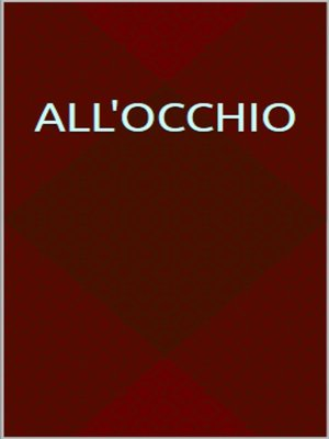 cover image of All'occhio