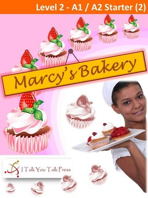cover image of Marcy's Bakery