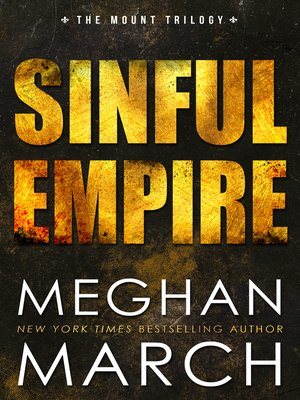 cover image of Sinful Empire